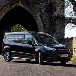 WWS Delivery Van