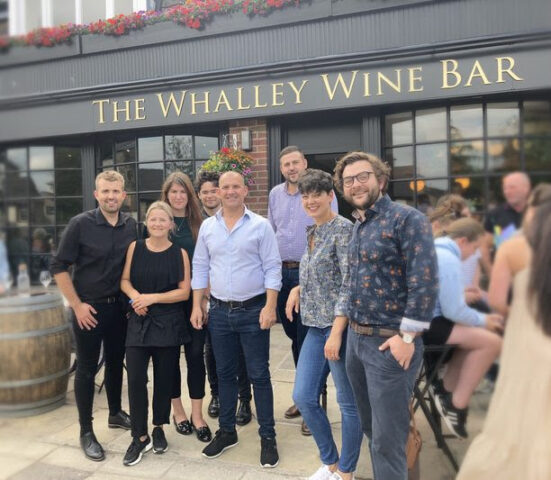 Want to join Lancashire's best new wine bar?